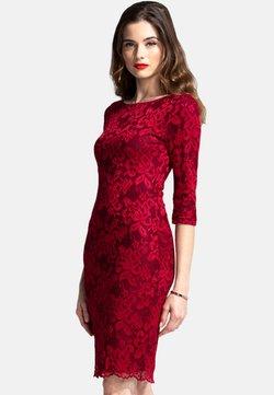 HotSquash - Robe fourreau - red