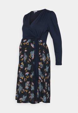 Envie de Fraise - CLAIRE  - Robe en jersey - navy blue