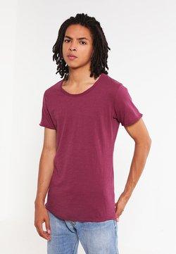 Key Largo - T-shirt basic - dark red
