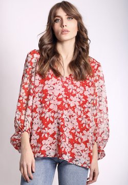 Traffic People - Bluse - red