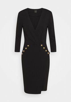 Pinko - QUINTINO - Shift dress - black