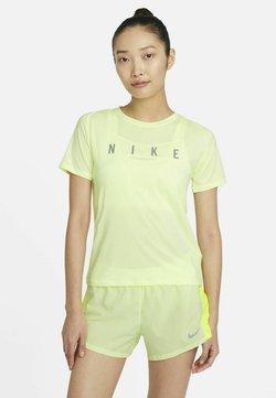 Nike Performance - MILER  - T-Shirt print - barely volt