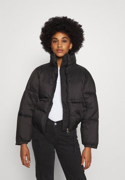 Weekday - HEDDA PUFFER JACKET - Winterjacke - black