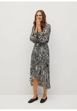 Mango - Maxi-jurk - schwarz