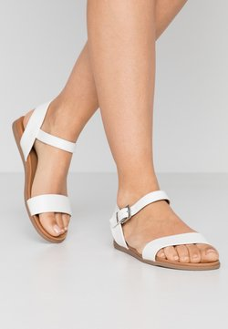 Call it Spring - KASSIAN - Riemensandalette - white