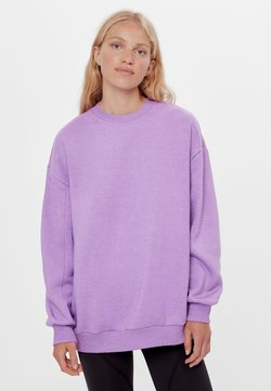 Bershka - Sweater - mauve