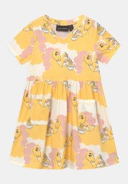 Mini Rodini - UNICORN NOODLES - Jerseyjurk - yellow