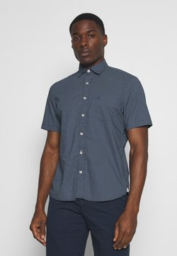 Marc O'Polo - SHORT SLEEVE - Hemd - dark blue