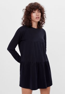 Bershka - Robe d'été - black