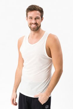 super.natural - Funktionsshirt - white