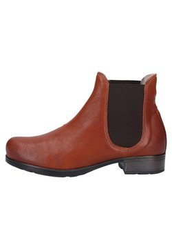 Think! - Ankle Boot - cognac