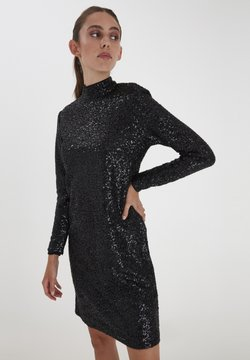 ICHI - Cocktail dress / Party dress - black