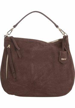 Abro - JUNA  - Handtasche - dark brown