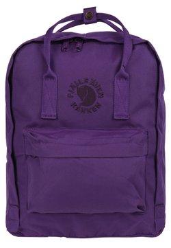 Fjällräven - RE-KÅNKEN - Reppu - purple