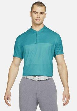 Nike Golf - TIGER WOODS BLADE - T-shirt con stampa - blustery/aquamarine