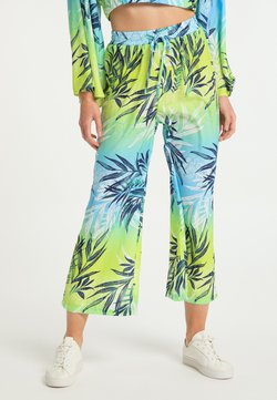 myMo - Jogginghose - tropical print