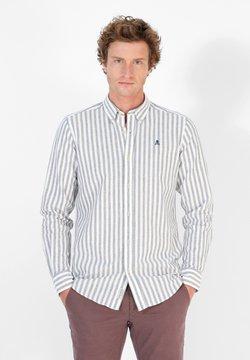 Scalpers - JON BD - Hemd - navy stripes