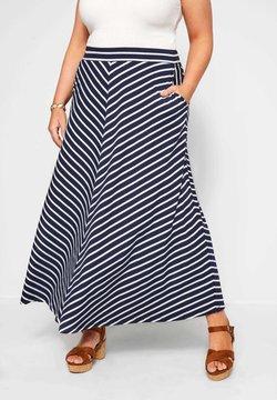 Yours Clothing - Maxirock - blue