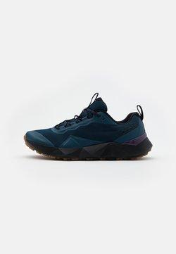 Columbia - FACET15 - Chaussures de marche - petrol blue/cyber purple