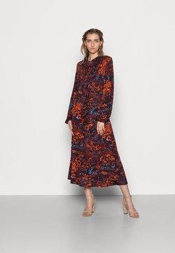 Samsøe Samsøe - OLINE DRESS - Sukienka letnia - fired crepitus