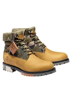 Timberland - Schnürstiefelette - wheat full grain