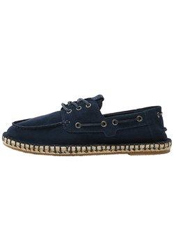 PULL&BEAR - Bootsschuh - blue