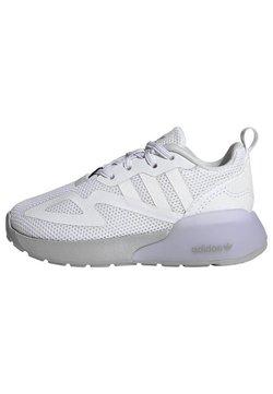adidas Originals - ZX 2K SHOES - Sneaker low - white