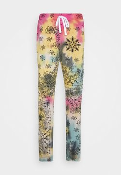 Jaded London - DIE DYE PAISLEY - Jogginghose - multicoloured