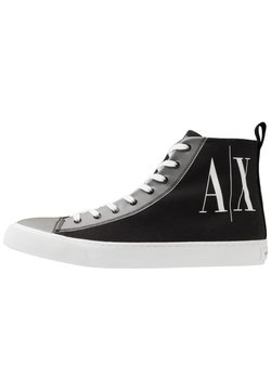 Armani Exchange - Sneaker high - black icon