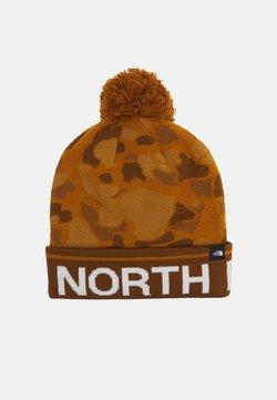 The North Face - Mössa - brown