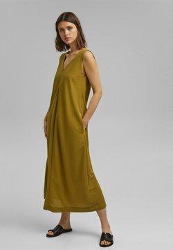 Esprit Collection - Maxikleid - olive