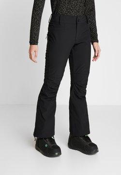 Roxy - CREEK SHORT - Spodnie narciarskie - true black