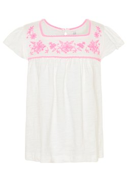 GAP - TODDLER GIRL SQUARE - T-shirts print - new offwhite