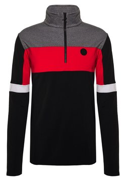 8848 Altitude - GAVIO ZIP - Fleecepullover - black