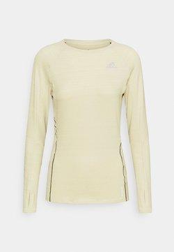 adidas Performance - ADI RUNNER - Camiseta de deporte - sand