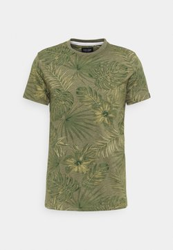Cars Jeans - LEANY - T-shirts med print - army