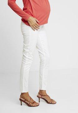 bellybutton - HOSE - Vaqueros slim fit - bright white
