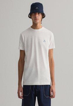 GANT - CONTRAST - T-shirt basic - off white