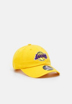 Outerstuff - NBA LA LAKERS TEAM SLOUCH ADJUSTABLE UNISEX - Article de supporter - bright yellow