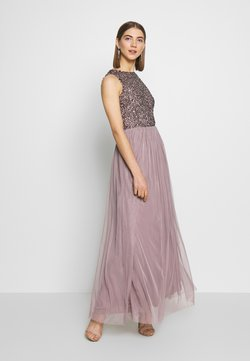 Lace & Beads - PICASSO MAXI - Ballkleid - purple