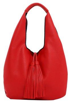 Emily & Noah - Shopping bag - red