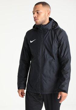 Nike Performance - ACADEMY18 - Regenjacke / wasserabweisende Jacke - black/black/white