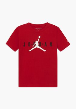 Jordan - BRAND TEE - T-shirt imprimé - gym red