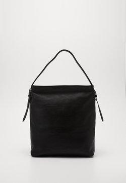 Royal RepubliQ - VERSATILITY HOBO BAG - Torba na zakupy - black