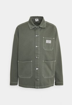 Kaotiko - WORK JACKET UNISEX - Giacca di jeans - olive
