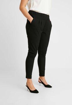 Kaffe Curve - KCJIA PANTS - Pantalon classique - black deep