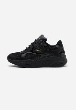 SIKSILK - ORBIT - Sneaker low - black