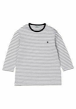 Carhartt WIP - Langarmshirt - white