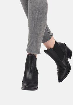 CUPLÉ - Ankle Boot - black