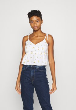 Hollister Co. - Top - white